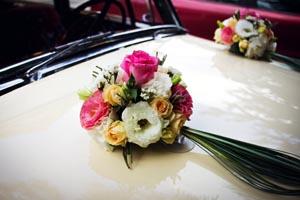 Auto do ślubu - wedding planner Warszawa