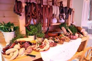 Pomoc w doborze menu przez wedding planner Warszawa