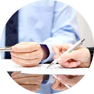 Podpisanie umowy z Wedding Planner Warszawa