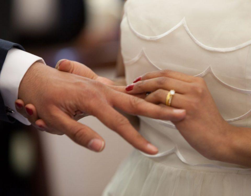 Ślub humanistyczny przy 2 różnych wiarach