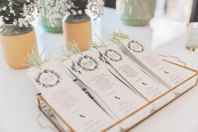 Zapraszamy na ślub - kluczowe zasady